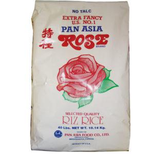 장미 쌀 40Lbs [햅쌀]