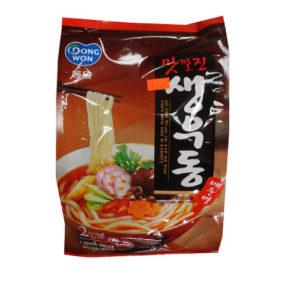 동원 맛깔진 생우동 1인분-메운맛