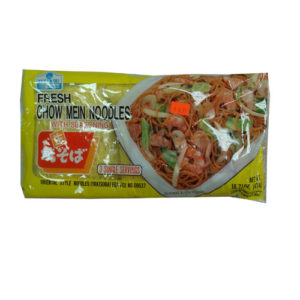Shirakiku fresh Chow mein Noodle 477g 3serving