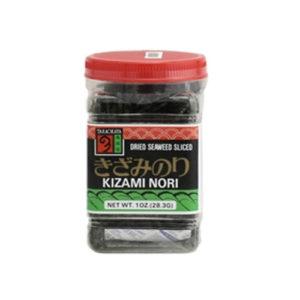 Dried Seaweed Kazami Nori-가늘게 썰어 놓은 김