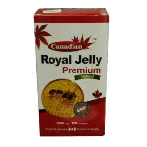 Canadian Royal Jelly Premium 120 capsules