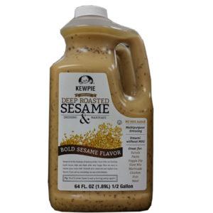 kewpie sesame dressing 1.89L