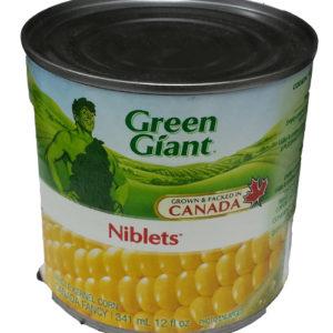 Corn kernel(옥수수 알갱이) 341ml