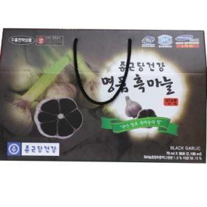 종근당 명품 흑마늘 70ml 30포[한달분]