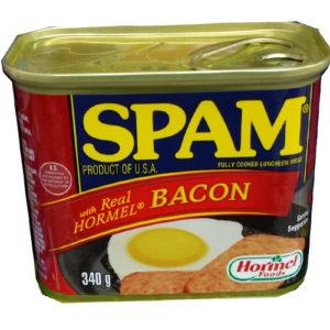 스팸 spam bacon 340g