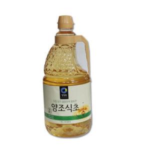 청정원 양조식초 1.8L