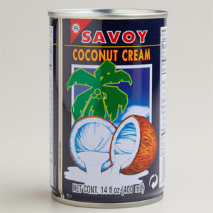 Savoy Coconut cream 400ml