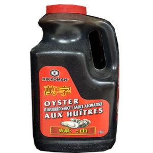 Kikkoman Oyster sauce 1.84L