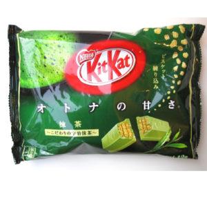 KitKat green tea 13pcs