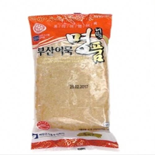 스페셜-해맑은 명품 사각 부산어묵 1kg
