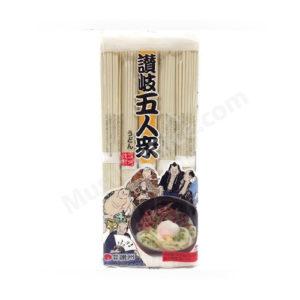 Sanuki goninshu buckweat noodle 460g 5serving
