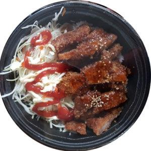 한국식품 돈까스 Teriyaki 1인분