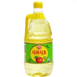 백설 사과식초 1.8L