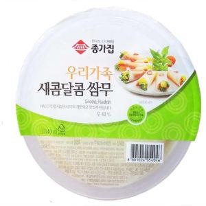종가집 새콤달콤 쌈무 340g