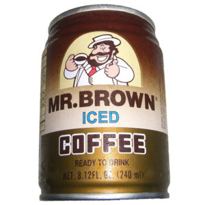 Mr.Brown Coffee iced