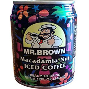Mr.Brown Coffee (macadonia)