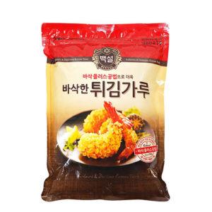 백설 튀김가루 1kg [10팩]