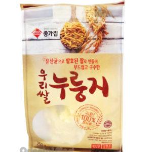 마트코리아 우리쌀 누룽지 140g