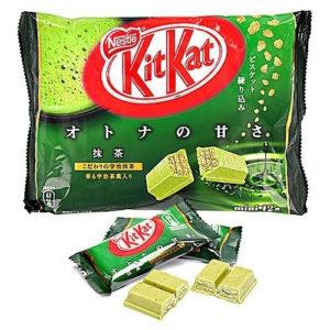 녹차 키캇/Kitkat124.3g