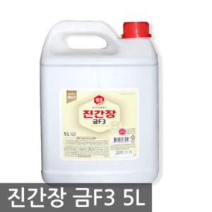 샘표 금S 진간장 -5L