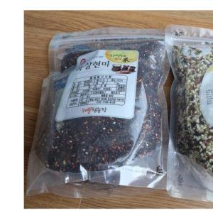 서산 해뜰참농장 흑 찰현미 1kg