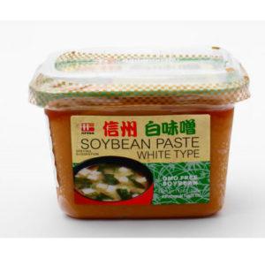 Hanamaruki Soybean paste white type cup 500g-gluten free