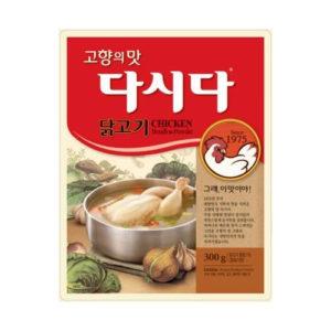 백설 닭고기 다시다 1kg