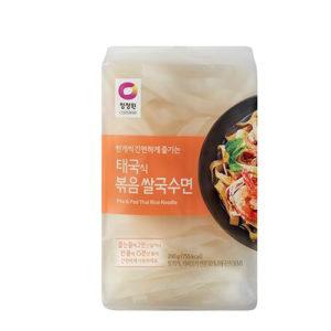 스페셜-청정원 태국식 볶음 쌀국수면 200g