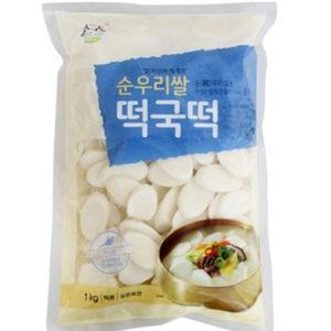 평화식품 떡국떡 1박스