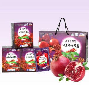 종근당 페르시아 석류 선물세트 700ml (3개들이)
