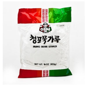 아씨 청포묵가루 1파운드(453g)