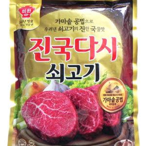미원 진국 다시 쇠고기 1kg [10팩]