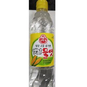 오뚜기 빛깔고운 윤기엔 옛날 물엿 1.2kg