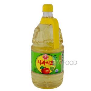 오뚜기 사과식초 1.8L
