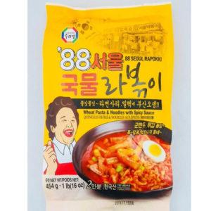 수라상 냉동 88 서울 국물 라볶이 454g