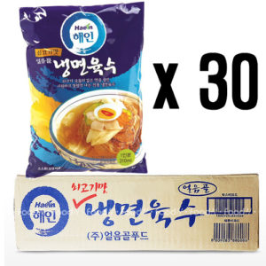 해인 소고기 육수 박스[30인분]