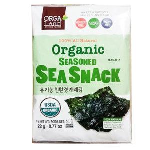 스페셜-수라상 유기농 스낵 김 전장