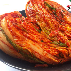 한국식품 포기김치 2kg
