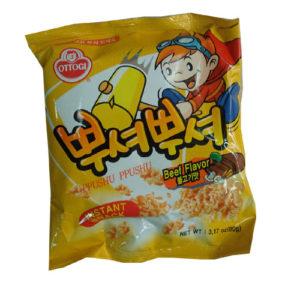 뿌셔뿌셔-바베규맛 90g
