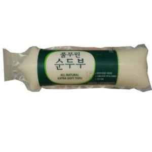 풀무원 순두부 튜브 (310g)