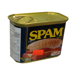 스팸 spam 340g