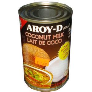 Aroy D Coconut milk-cooking
