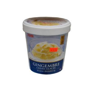 생강맛 아이스크림 1L