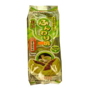 Shirakiku Marukyo Funwarriyaki green tea 5pcs (320g)
