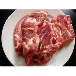 감자탕용 돼지목뼈 2kg
