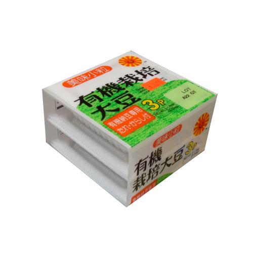 Yuukisaibaidaizu Natto 3p / 유기재배나토