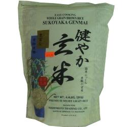 건강현미/Sukoyaka Genmai 4.4Lbs
