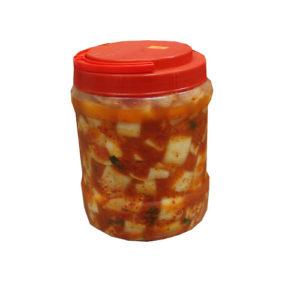 한국식품 깍두기 2kg