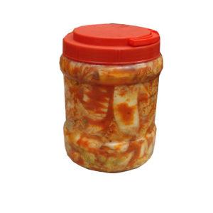 한국식품 맛김치 1.5kg