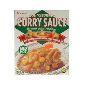 House-Curry Sauce Medium 210g(3분카레)